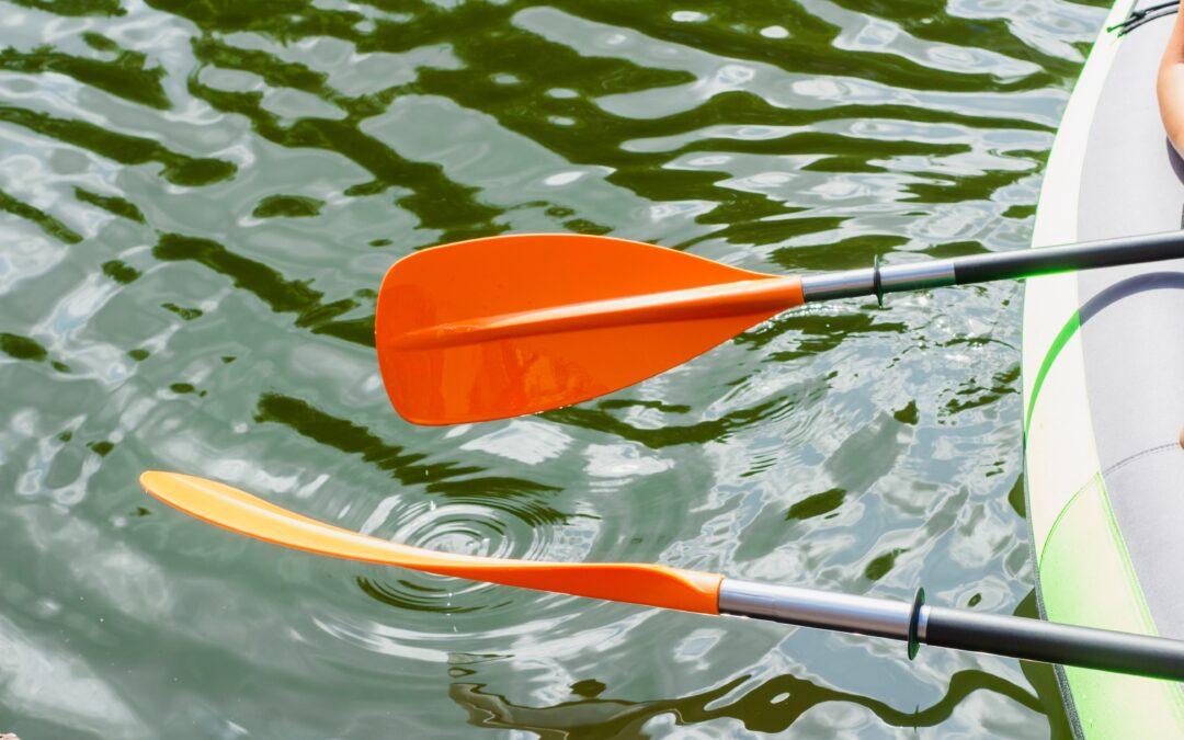 Kayaking Paddles