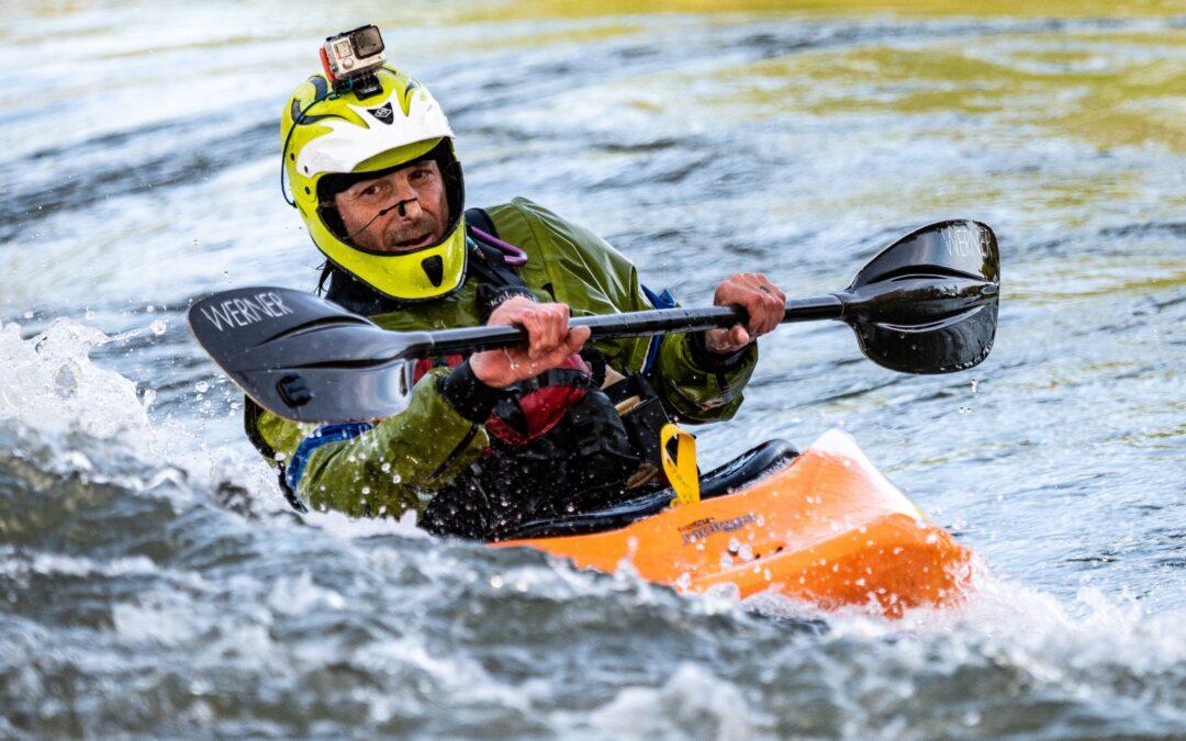 Choosing The Best Kayaking Helmet