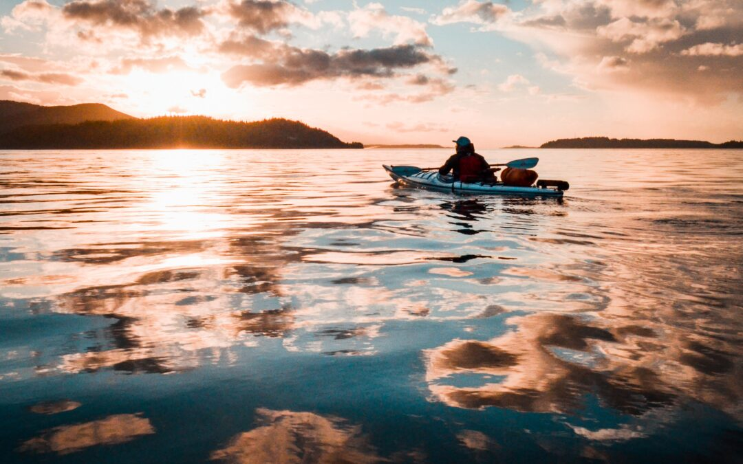 Kayaking with your Children