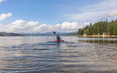 The Health Benefits of Kayaking